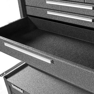 Felt Drawer B&W